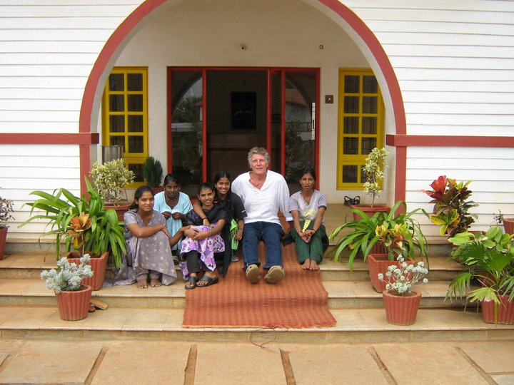 Peter Smith Osteopathy - India